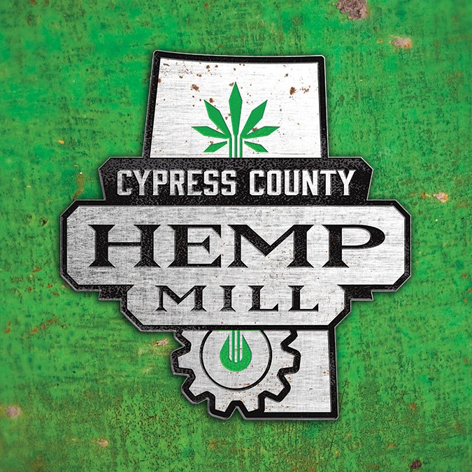 CYPRESS COUNTY HEMP MILL - BRAND IDENTITY