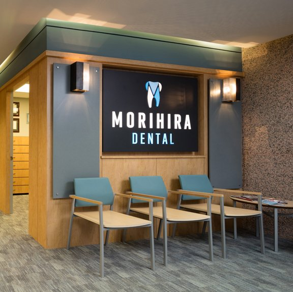 MORIHIRA DENTAL - BRAND IDENTITY & SIGNAGE