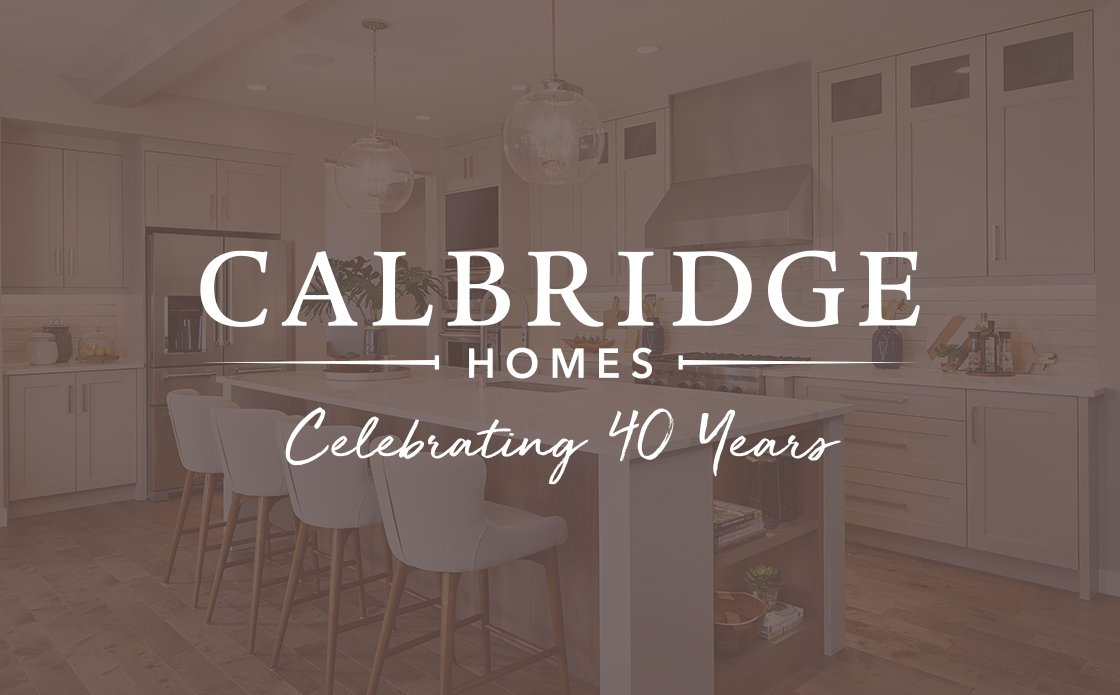 CALBRIDGE HOMES - BRAND IDENTITY